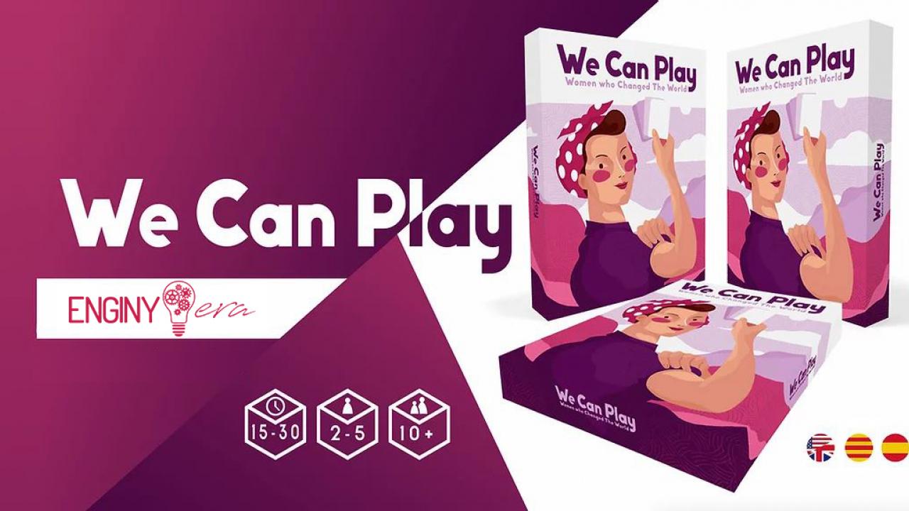 Joc de cartes We can Play